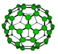 Carbon molecules known as fullerenes were later named by scientists for their structural and mathematical resemblance to geodesic spheres.